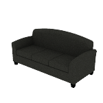 HVL873 | HON Circulate Tailored Three-Cushion Sofa