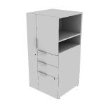 "HLSLW445L   HON Voi Storage Cabinet   Left Hand Door    24""W x 24""D"