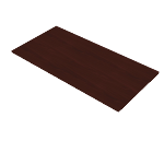 "HTLC3672T | HON Preside Laminate Top | Rectangle | 72""W x 36""D"