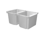 HFMBIN12 | Flagship Modular Storage Cabinet Bins