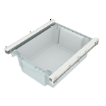 "HLSA-TK6 | HON SmartLink Tray Kit | 4 Trays / 8 Rails | 6""H"