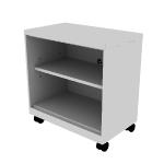 HLVBC3330 | HON SmartLink Mobile Bookcase | 1 Shelf | 18??D