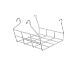 "HSSA-WB1618 | HON SmartLink Wire Storage Basket | For 16""H and 18""H Chairs 