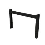 "HRVF1524 | HON Abound Panel Frame | Stacking | 15""H x 24""W"