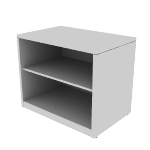 "H105531 | HON 10500 Series Bookcase | 2 Shelves | 36""W"