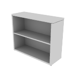 "H105532 | HON 10500 Series Bookcase | 2 Shelves | 36""W"