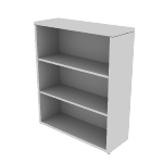 "H105533 | HON 10500 Series Bookcase | 3 Shelves | 36""W"