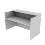 "H105724 | HON 10500 Series Reception Desk Shell | 72""W"