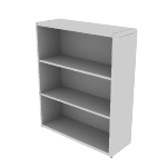 "H10753 | HON 10700 Series Bookcase | 3 Shelves | 36""W"