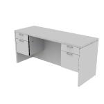 "H11566 | HON Valido Credenza | Doors | 2 Box / 2 File Drawers | 66""W"