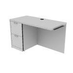 "H115906L | HON Valido Return | 2 File Drawers | Left | 48""W"