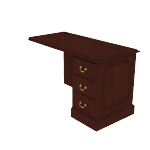 "H94215R | HON 94000 Series  Return | 1 Box / 1 File Drawer | Right | 48""W"
