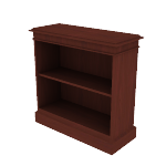 "H94221 | HON 94000 Series Bookcase | 2 Shelves | 35 3/4""W"