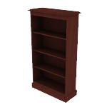 "H94224 | HON 94000 Series Bookcase | 4 Shelves | 35 3/4""W"