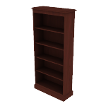 "H94225 | HON 94000 Series Bookcase | 5 Shelves | 35 3/4""W"