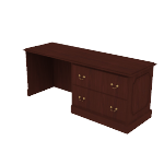 "H94247R | HON 94000 Series Credenza | 2 Drawer Lateral | 72""W"