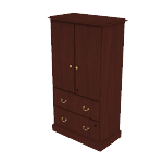 "H94435 | HON 94000 Series Storage Cabinet | 2 Drawer Lateral | 37 1/2""W"