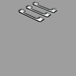 HARCHC3 | HON Field Installable Drawer/Door Handle Kits