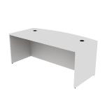 "HLPLDS7236B | HON Mod Desk | Bow Front | 72""W"