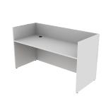"HLPLRCPNDS7230 | HON Mod Reception Desk Shell | 72""W"