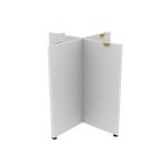"HLPLTBL42BASE | HON Mod X-Base | For 42"" Conference Table Top"