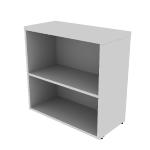 "HNL1530BK2 | HON Concinnity Bookcase | 2 Adjustable Shelves | 30""W"