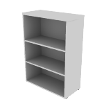 "HNL1530BK3 | HON Concinnity Bookcase | 3 Adjustable Shelves | 30""W"