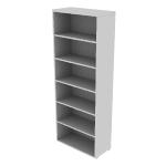 "HNL1530BK6 | HON Concinnity Bookcase | 6 Adjustable Shelves | 30""W"